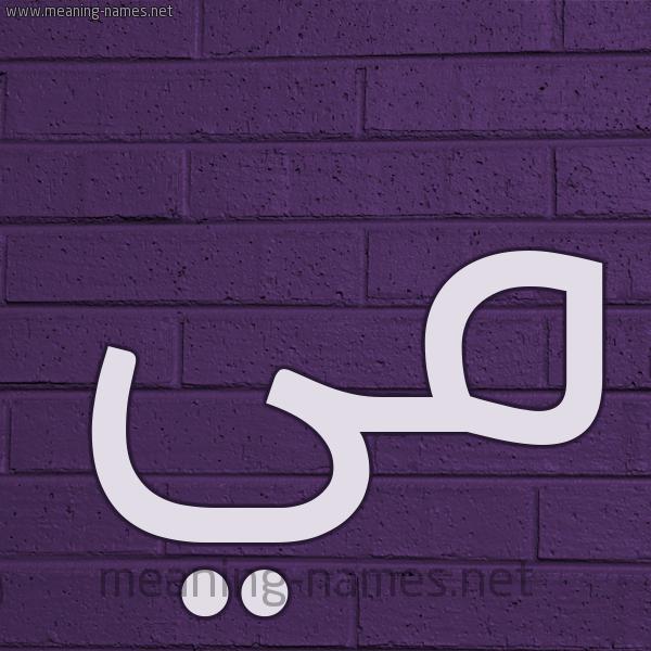 شكل 12 الإسم على الحائط الجداري صورة اسم مي Mai