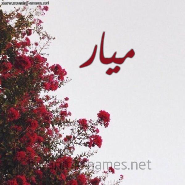 شكل 18 صوره الورد الأحمر للإسم بخط رقعة