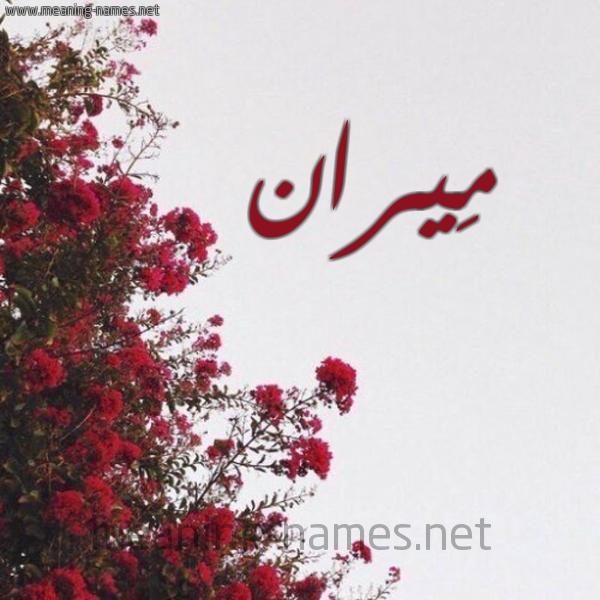 م يران شكل 18 صوره الورد الأحمر للإسم بخط رقعة كتابة على الورد 2021