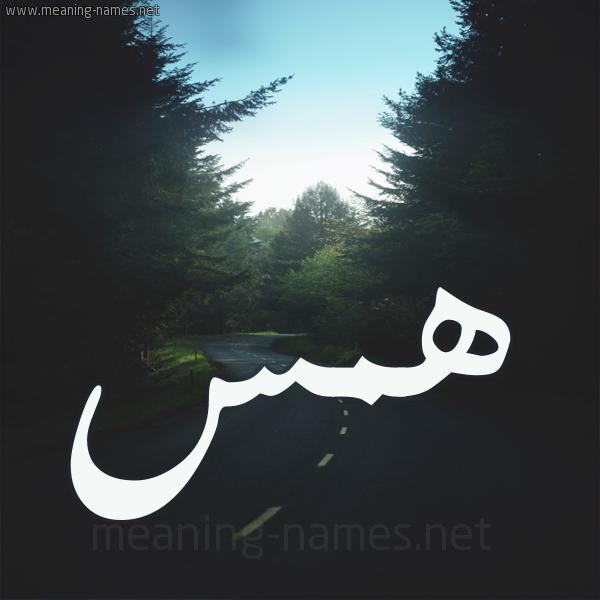 صور اسم همس قاموس الأسماء و المعاني