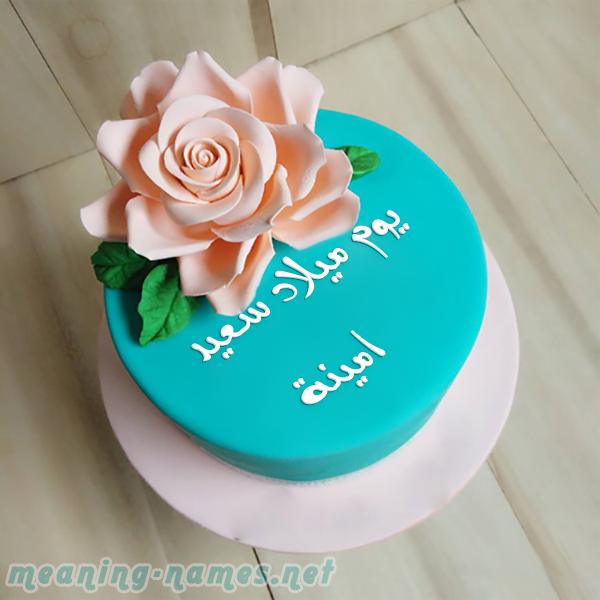 عيد ميلاد أمينة كرم - Amina karam